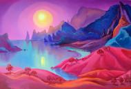Ночь в заливе Вайолетт