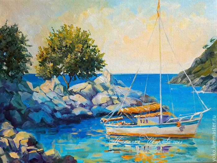 "Картина ""Пхукет. Hua Beach"""