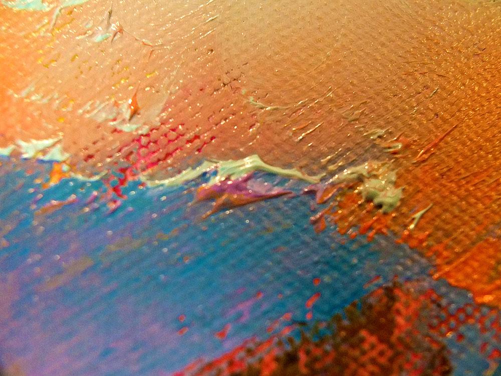 картина с видом моря