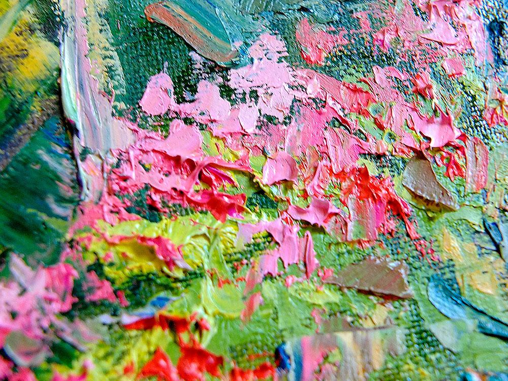 """Картина для интерьера - """"Тропики. Жажда Жизни"""" автор Наталия Ширяева"""