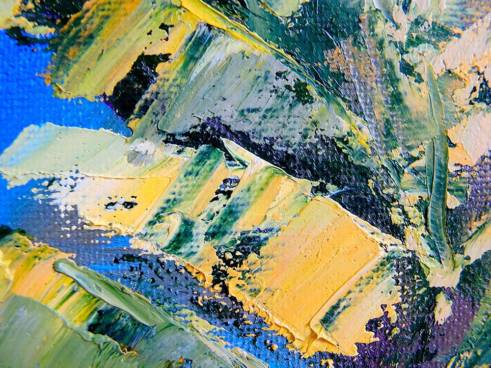 """Современная картина - """"Тропики. Жажда Жизни"""" автор Наталия Ширяева"""