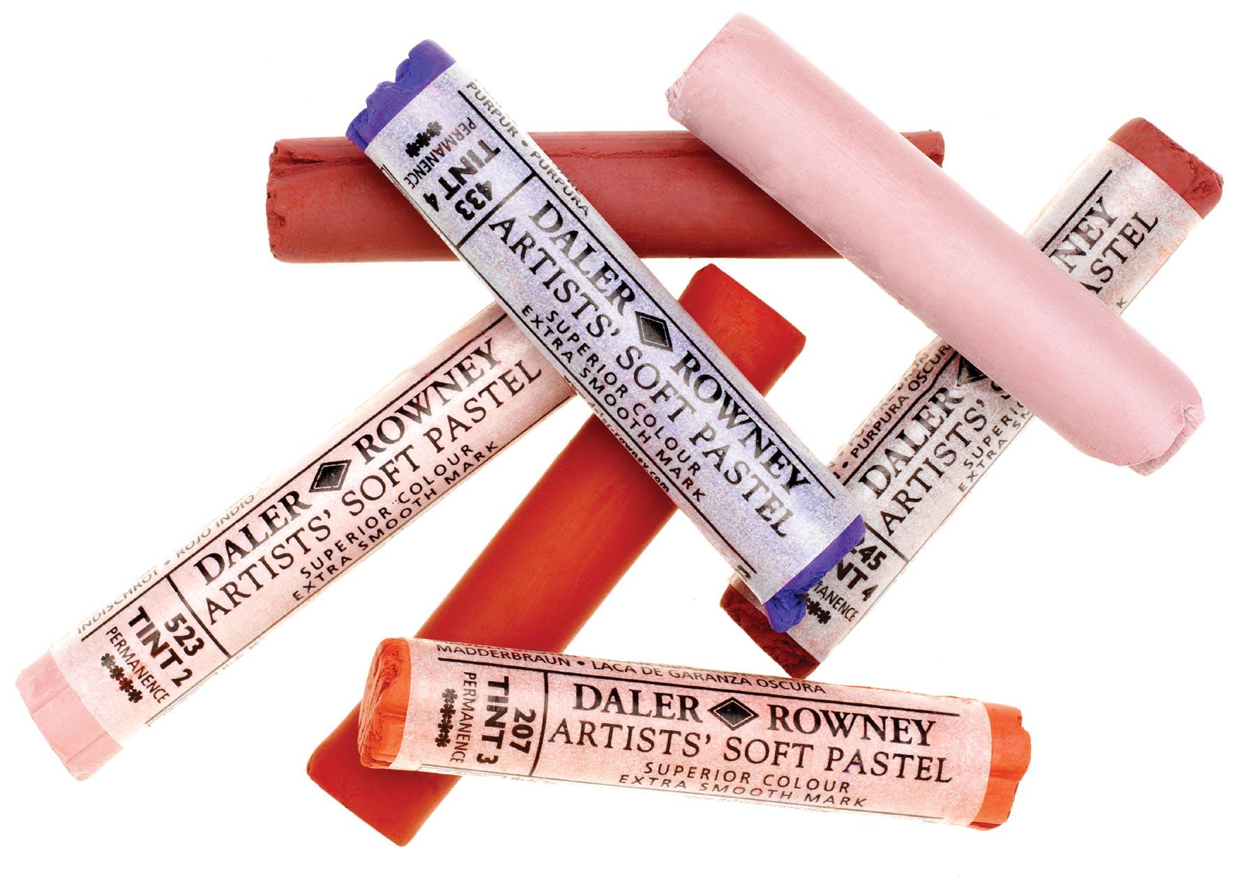 Daler Rowney Pastels